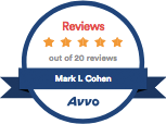 Avvo Reviews Mark L. Cohen