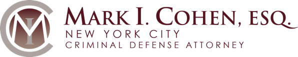NYC Criminal Lawyer