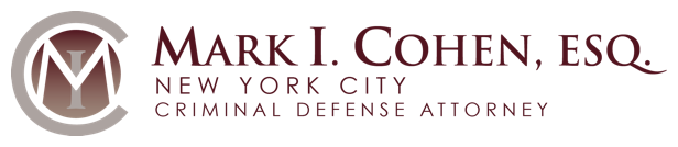 Mark I. Cohen, ESQ. NYC Criminal Attorney